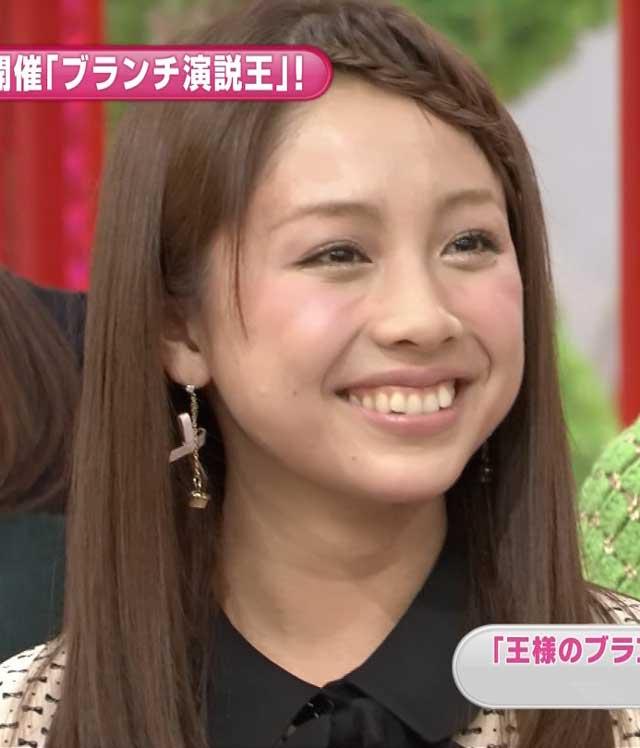 鈴木あきえ 笑顔