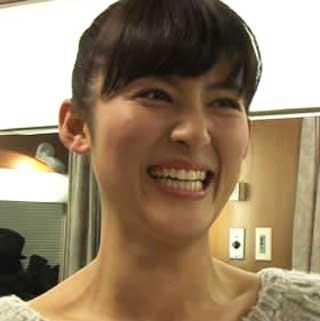 福田彩乃 笑顔