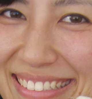 福田彩乃 素人時代の写真