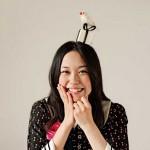 寿美菜子さんの前歯や歯並び(ビーバー歯)