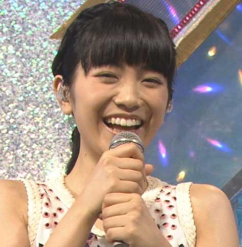 miwa 笑顔