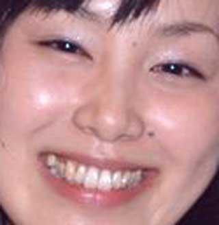 新井里美 笑顔