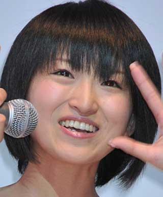 藤田咲 笑顔