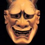 般若さん(鬼女)の前歯や歯並び