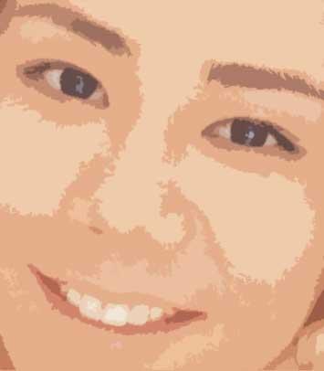 北山宏光 前歯の写真