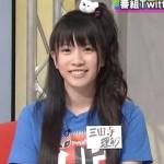 三田寺理紗さんの前歯や歯並び