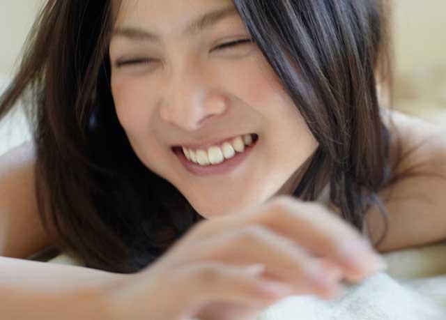谷村美月 笑顔