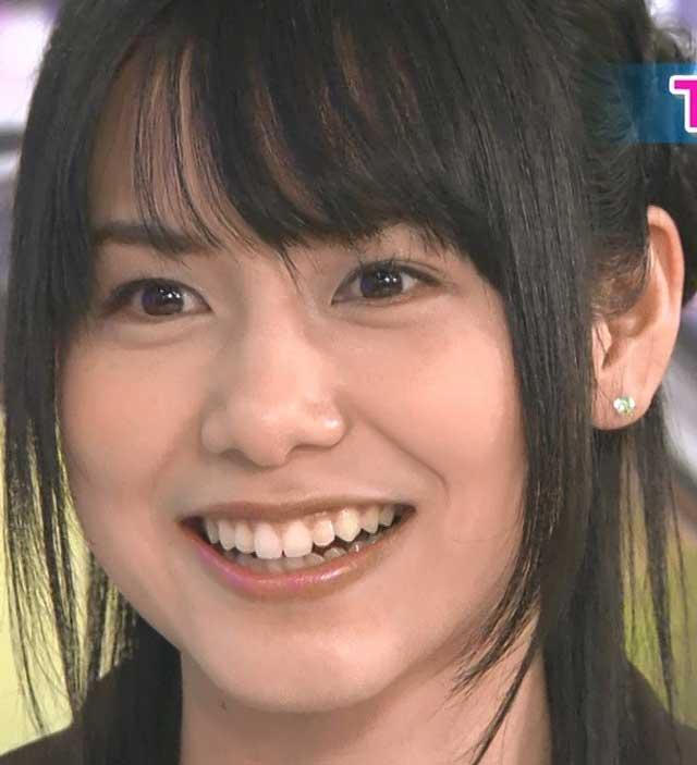 津田美波 笑顔