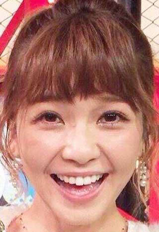 AAA 宇野実彩子 笑顔