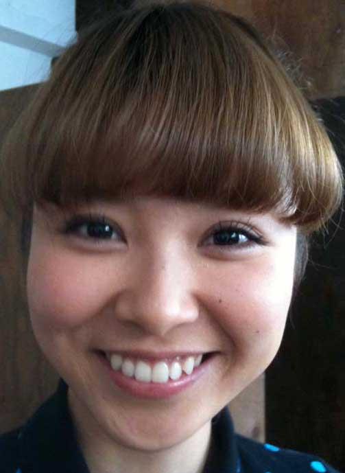 茜ゆりか 笑顔