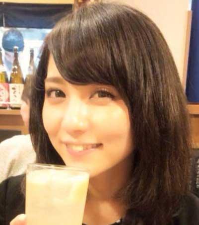 石川恋 黒髪