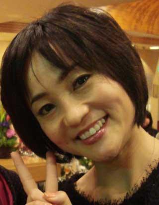 橋本志穂 笑顔