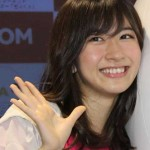 石田晴香さんの前歯や歯並び(捻転歯・インビザライン矯正中)