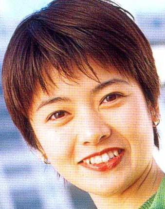 西山喜久恵 若い頃の写真