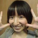 洲崎綾さんの前歯や歯並び(八重歯・中切歯のズレ・歯列矯正)