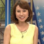 田岡咲香アナウンサーの前歯や歯並び
