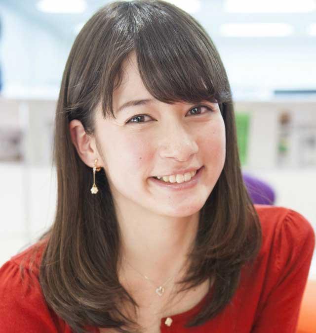 TBS 宇内梨沙アナウンサー