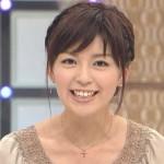 中野美奈子さんの前歯や歯並び(インビザライン歯列矯正中)