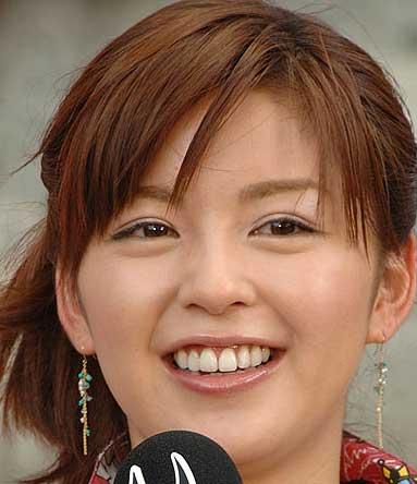 中野美奈子 歯