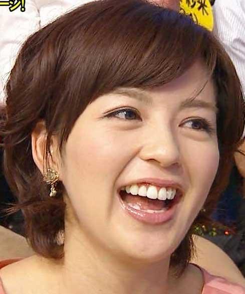 中野美奈子 フジテレビアナウンサー