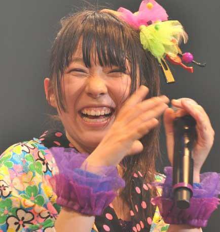 大黒柚姫 ガミースマイル