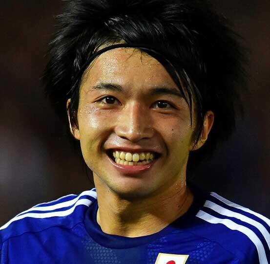 柴崎岳 サッカー日本代表