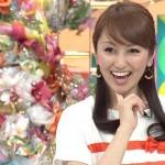 矢田亜希子さんの前歯や歯並び(差し歯)