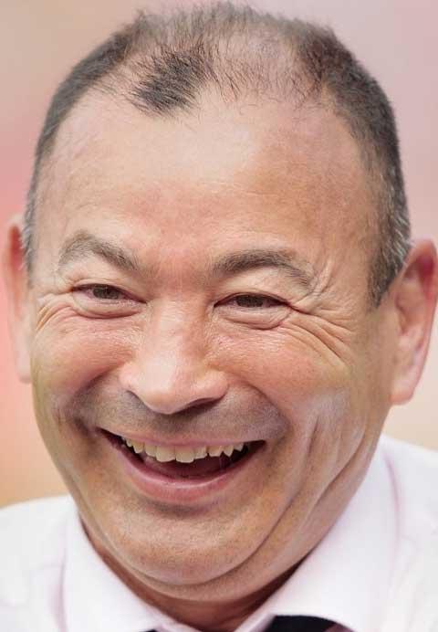 ラグビー日本代表監督 エディー・ジョーンズ