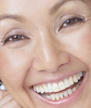 服部真湖 前歯の写真