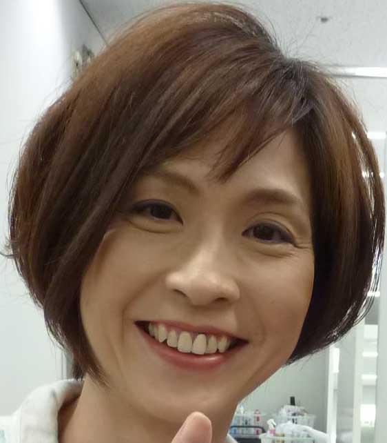 今村涼子 歯 スーパーJチャンネル