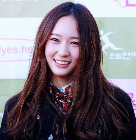 Krystal 韓国アイドル