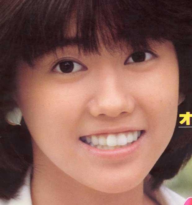 松本伊代 アイドル時代の写真