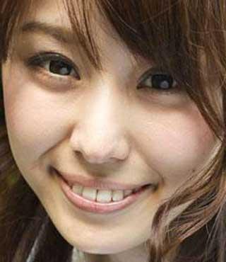 山本希望 前歯の写真