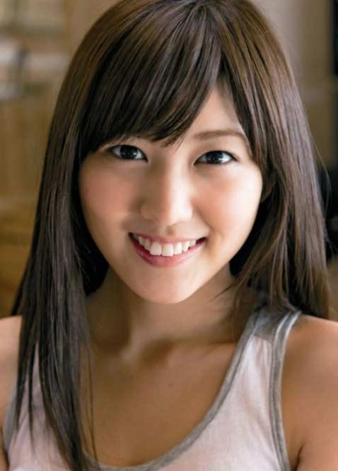 岩崎名美 モデル