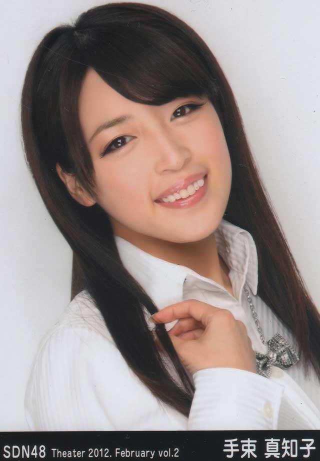 SDN48時代の手束真知子
