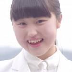 新井乃亜さんの前歯や歯並び(歯列矯正中)