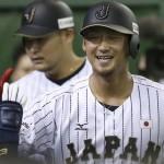 中田翔選手の前歯や歯並び(八重歯)