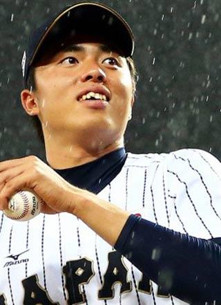 田中正義 歯 投手