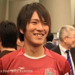 矢島慎也選手の前歯や歯並び(八重歯)