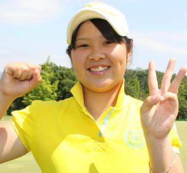 河野美桜 ゴルフ