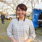 袴田彩会アナウンサーの前歯や歯並び