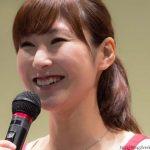新井翔子アナウンサーの前歯や歯並び(唇側転位)