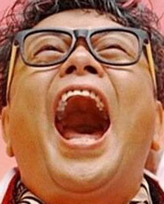 岩田光央 歯並び