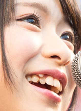 倉野尾成美 八重歯
