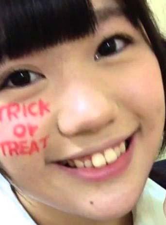 田中優香 ビーバー歯