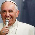 ローマ法王フランシスコの前歯や歯並び