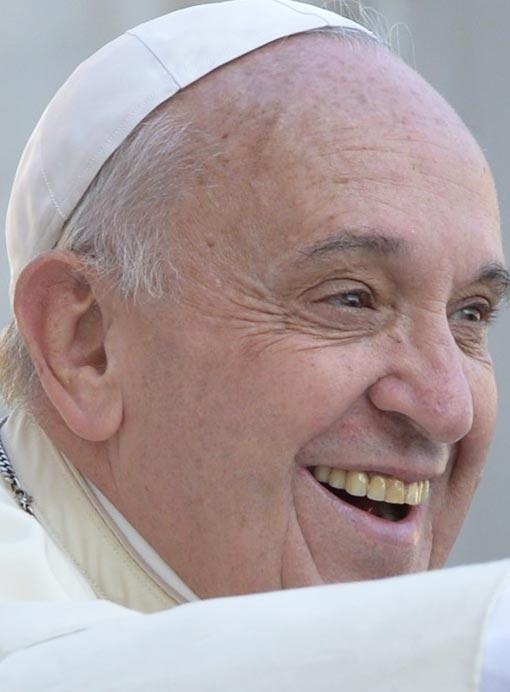 ローマ教皇フランシスコ 歯並び