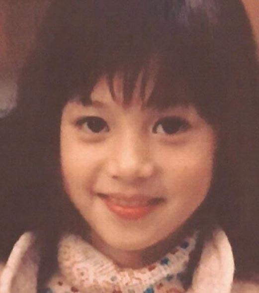 中条あやみ 子供のころの写真