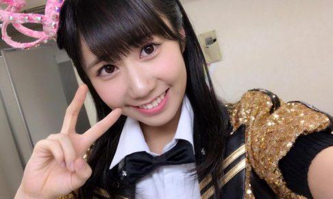上野遥 HKT48
