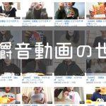 ASMR・咀嚼音動画の世界(reireiさんの前歯や歯並び)